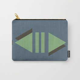Don't pause, just fast forward Carry-All Pouch