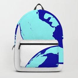 The Americas Globe Backpack