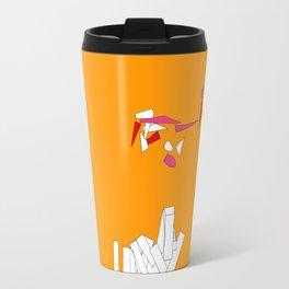 Fragmentation 1 Travel Mug