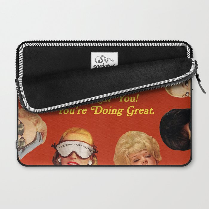 Look at You! Laptop Sleeve