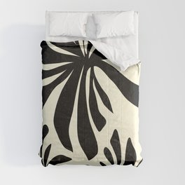 Abstract-f Comforters