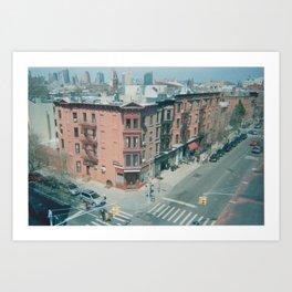 Park Slope, Brooklyn, NY: April 7, 2013 Art Print