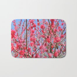 Japanese Spring #1 Bath Mat