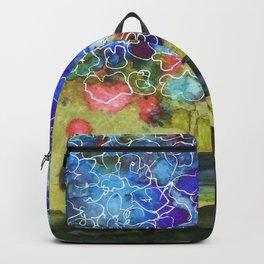 halcyon garden_katallie Backpack