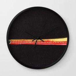 Zipper Wall Clock