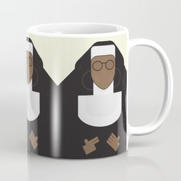 Sister Act, minimal Movie Poster, classic comedy film, funny, Whoopi Golberg, american cinema Coffee Mug
