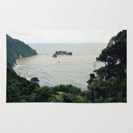 New Zealand Coast Rug