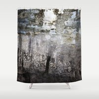 lace Shower Curtains featuring LACE by ED design for fun