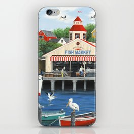 Pelican Bay iPhone Skin