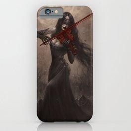 Dark Lullaby iPhone Case