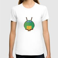 leonardo T-shirts featuring Leonardo by East Atlantic Design