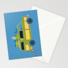 The Family Vanster Stationery Cards
