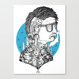 altguy Canvas Print