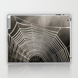 SPIDERWEB TRAVELS Laptop & iPad Skin