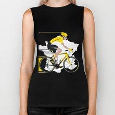 Tour De France Biker Tank