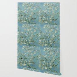 Almond Blossoms Wallpaper