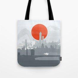 Avatar The Legend of Korra Poster Tote Bag