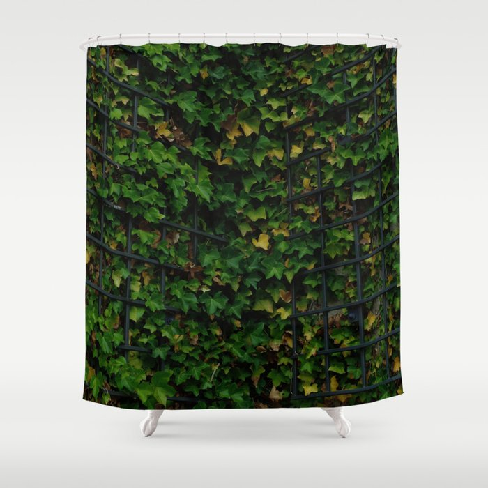 Lush Shower Curtain By Sontaneousgrow