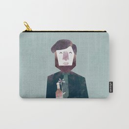 First date illustration Carry-All Pouch