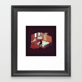 Rooms Framed Art Print
