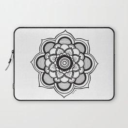 Mandala Illustration Laptop Sleeve