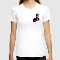 the grand budapest hotel T-shirts featuring Adrien Brody - Grand Budapest by deathtowitches