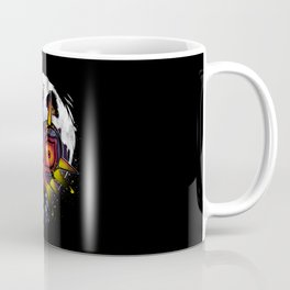 Power Behind the Mask Coffee Mug