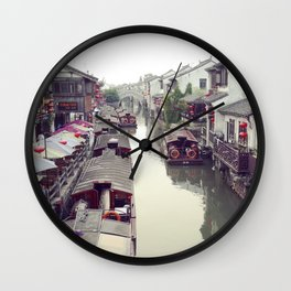 SUZHOU Wall Clock