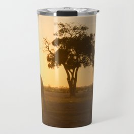 Into the Sunset Travel Mug