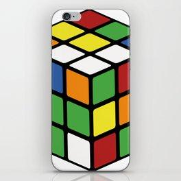 Rubik's Cube iPhone Skin