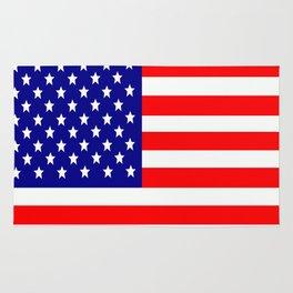 Flag of the USA United States Rug