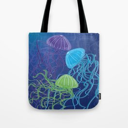 Ethereal Jellies Tote Bag