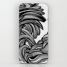 THE STORM iPhone Skin