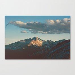 Catching the Sun Canvas Print