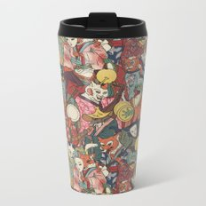 Night parade Metal Travel Mug