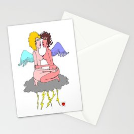 sensual storm Stationery Cards