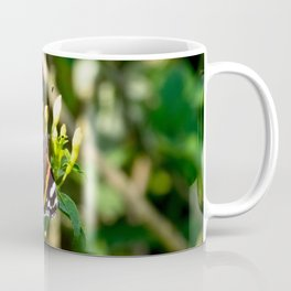 Stunning Red Admiral Butterfly Coffee Mug