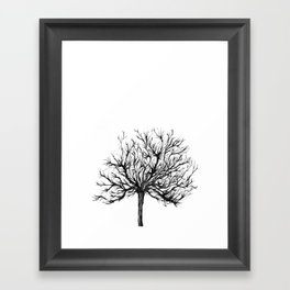 33333 Framed Art Print