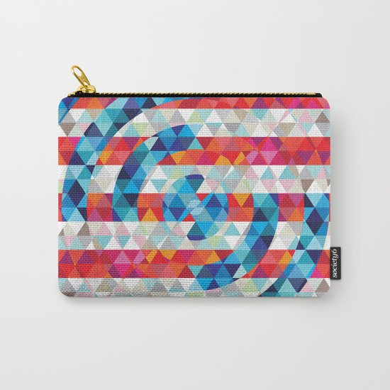 Abstract America Carry-All Pouch