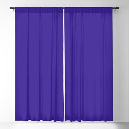 color for pattern 4 (#3A1F94-pixie powder) Blackout Curtain