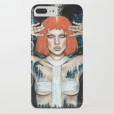 Leeloo Dallas iPhone 7 Plus Slim Case