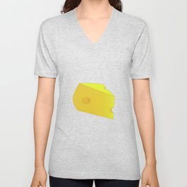 Cheese Unisex V-Neck