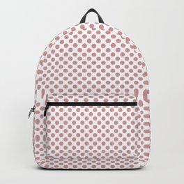 Bridal Rose Polka Dots Backpack
