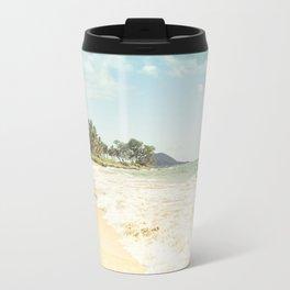 Polo Beach Maui Hawaii Travel Mug