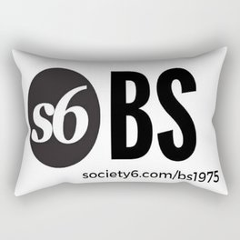 Society 6- BS Rectangular Pillow