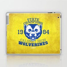 WOLVERINES! (YELLOW VARIANT) Laptop & iPad Skin