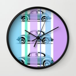 The Mexican Stereotype  Wall Clock