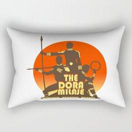 Dora Miljae Rectangular Pillow