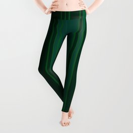 Green Forest Leggings