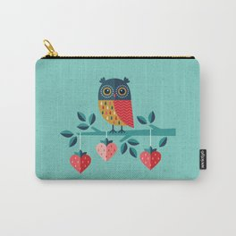 OWL ALWAYS LOVE YOU Carry-All Pouch